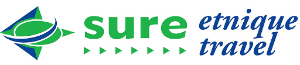 Sure Etnique Travel Logo